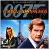 007 Na Mira dos Assassinos : poster