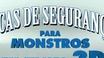 Monstros S.A. Teaser (2) Dublado