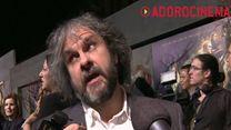 AdoroHollywood: Peter Jackson e Martin Freeman falam sobre O Hobbit: A Desolação de Smaug