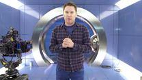 """X-Men: Dias de um Futuro Esquecido Making of (1) Original - Cenário """"Cérebro"""""""