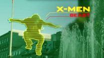 X-Men: Dias de um Futuro Esquecido Teaser (8) Original - Fera