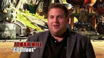 Como Treinar o seu Dragão 2 Featurette (3) Original - Jonah Hill