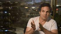 Vingadores: Era de Ultron Entrevista Original (2) com Mark Ruffalo