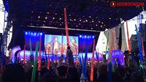 Reportagem Especial Comic-Con 2015 - Concerto de Star Wars - Início