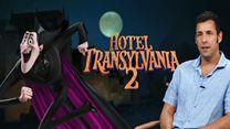 AdoroHollywood: Entrevista com elenco de Hotel Transilvânia 2