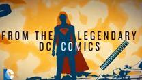 """Supergirl 1ª Temporada Trailer """"Heróis da DC"""" Original"""