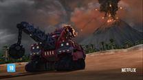 Dinotrux 1ª Temporada Trailer Dublado
