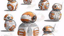 Star Wars - O Despertar da Força Making Of (2) Original - BB-8