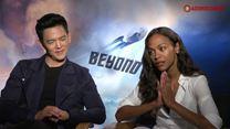 Star Trek: Sem Fronteiras - Entrevista Exclusiva Elenco