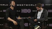 Westworld - Entrevista com Rodrigo Santoro