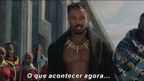 Pantera Negra Trailer (3) Legendado