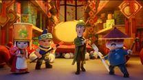 Gnomeu e Julieta: O Mistério do Jardim Trailer (2) Dublado