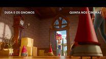 Duda e os Gnomos Trailer (2) Dublado