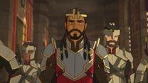 O Príncipe Dragão 1ª Temporada Teaser Dublado