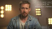 O Primeiro Homem Trailer Legendado apresentado por Ryan Gosling
