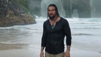"Aquaman Comercial de TV Original ""Waves"""