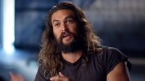 Aquaman Making Of Legendado