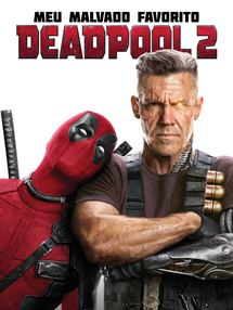 Deadpool 2 Trailer Legendado
