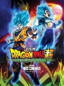 Dragon Ball Super Broly Trailer Dublado
