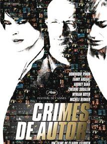 Crimes de Autor
