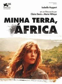 Minha Terra, África