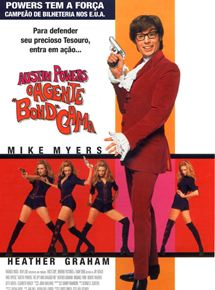 "Austin Powers - O Agente ""Bond"" Cama"