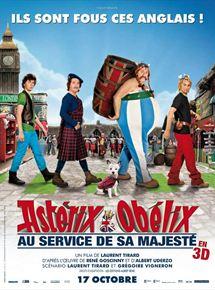 Asterix e Obelix: Ao Serviço de Sua Majestade