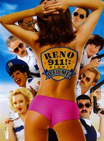 Reno 911 Miami: O Filme