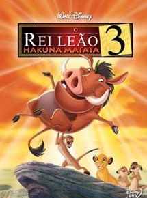 O Rei Leão 3: Hakuna Matata