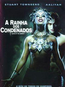 o filme a rainha dos condenados dublado