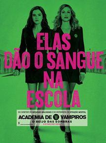 Academia De Vampiros - O Beijo Das Sombras