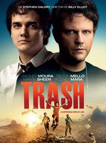 Trash - A Esperança Vem do Lixo