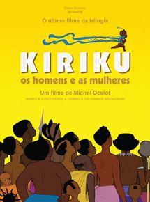 Kiriku, os Homens e as Mulheres