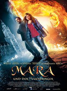 Mara e o Senhor do Fogo