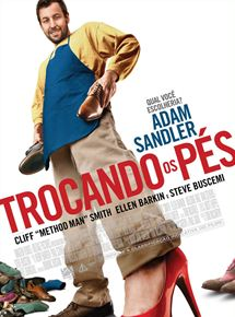 fe539ce06 Trocando os Pés - Filme 2014 - AdoroCinema