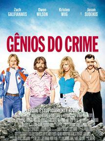 Assistir Gênios do Crime
