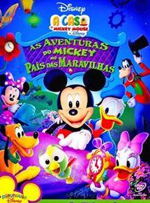 As Aventuras do Mickey no País das Maravilhas