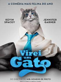Virei um Gato – HD – Dublado (2016)