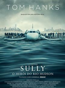 Sully – O Herói do Rio Hudson – Dublado – 2016