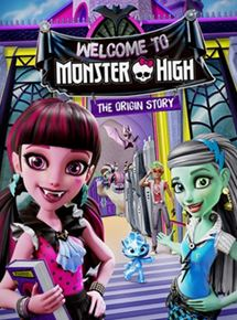 Bem-vindos a Monster High - A História Original