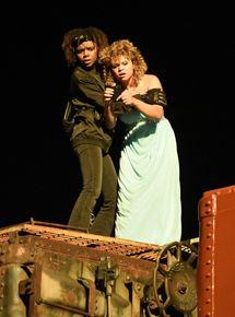 Deidra and Laney Rob a Train