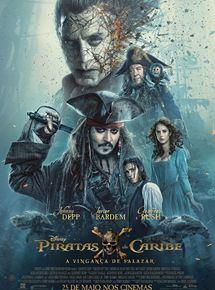 Piratas do Caribe : A Vingança de Salazar – online