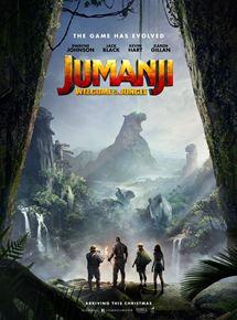 Jumanji: Bem-Vindo à Selva