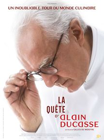 A Busca do Chef Ducasse