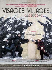 Visages, Villages VOD