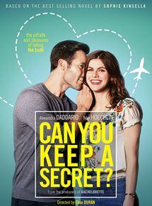 Can You Keep A Secret Filme 2018 Adorocinema