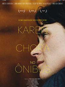 Karen Chora no Ônibus