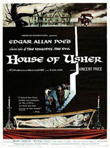 A Queda da Casa de Usher - Filme 1960 - AdoroCinema