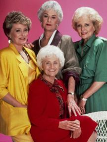 The Golden Girls - As Super Gatas
