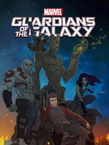 Guardiões da Galáxia - A Série